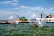 Отдых на Азовском море в России г. Приморско-Ахтарск