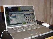 Новый Apple Macbook Pro (белый и черный) доступна в магазине для продажи