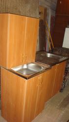 кухонные полки и столы новые - по цене б.у.