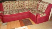угловой диван б.у.
