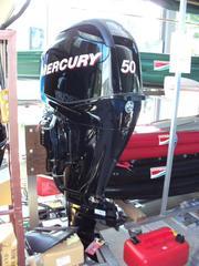 Лодочный мотор Mercury F50