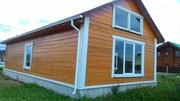 Продается дом в стиле Шале г.Минск  Р Б, 107м2 участок 14, 6 сот