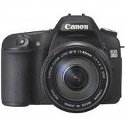 Продам фотоаппарат CANON EOS 30D kit 18-55