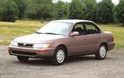 Toyota Corolla 1995 в нормальном состоянии