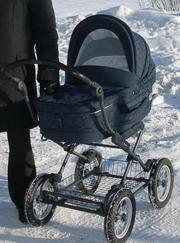 Продается удобная коляска Inglesina (Италия)