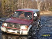 Продам автомобиль Mitsubishi Pajero1992