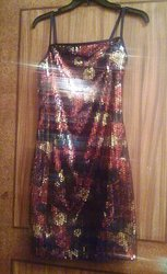 продам короткое вечернее платье