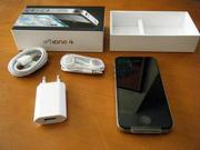 Brand New:::Unlocked Apple iPhone 4G HD 32GB:Nikon D 90 camera ::black